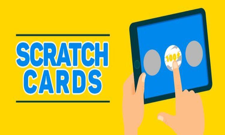 Mainkan mobile scratchies untuk kemenangan yang mudah dan instan